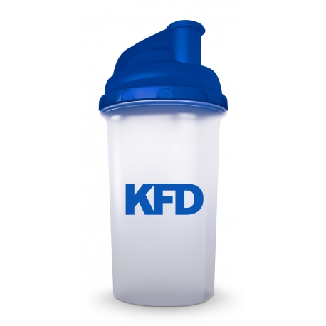 KFD SHAKER 700 ml - Transparent