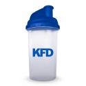 KFD SHAKER Zakręcany 700 ml - Bezbarwny