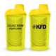 KFD SHAKER PRO 600 ml - Yellow