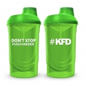 KFD SHAKER PRO 600 ml - Green