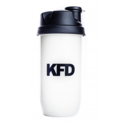 KFD SHAKER Basic - 500 ml - Bezbarwny