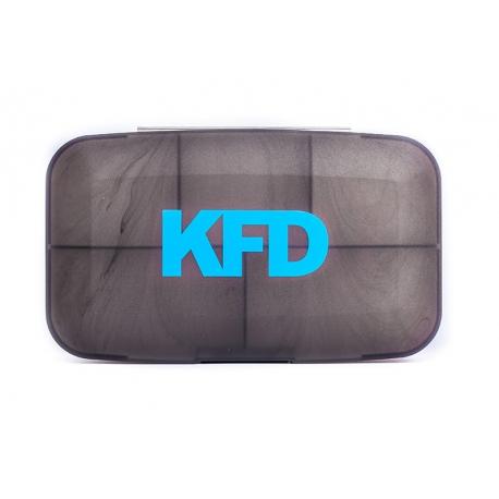 Pill box /Pillbox zamykany na tabletki - KFD
