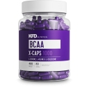 KFD BCAA X-CAPS - 400 kapsułek