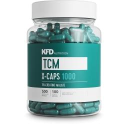 KFD TCM X-CAPS - 500 capsules