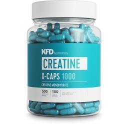 KFD Creatine X-CAPS - 500 kapsułek