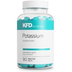KFD Potassium - 90 tabletek