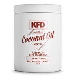 KFD Olej Kokosowy / Nierafinowany 900 ml