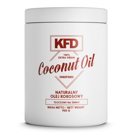 KFD Olej Kokosowy / Nierafinowany 900 g