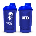 KFD SHAKER PRO 600 ml - Blue