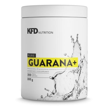 KFD Guarana + Pure 300 g