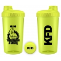 KFD Shaker 700ml, yellow(neon) –