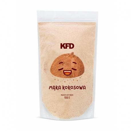 KFD Mąka kokosowa - 1000 g