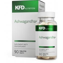 Ashwagandha+ (Forte) - KFD - 90 tabletek