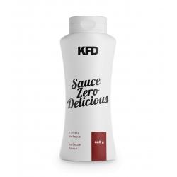 KFD Sauce Zero Barbecue - 460 g