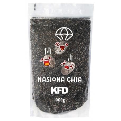 KFD Nasiona Chia – 1000 g