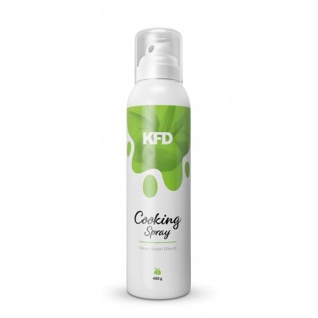 KFD Cooking Spray - Oliwa z oliwek - 400 g