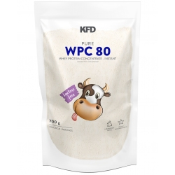 KFD Pure WPC 80 Instant Lactose Free - 700 g
