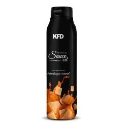 KFD Premium Sauce XXL Karmelowy – 800 g (Gęsty Sos)
