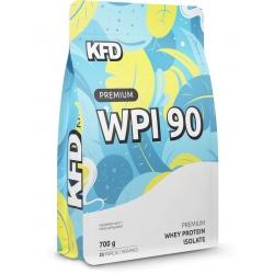 KFD Pure WPI 90 - 700 g (Izolat naturalny)