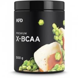 KFD Premium X-BCAA Instant - 500 g - (BCAA, Glutamina, Beta-Alanina)