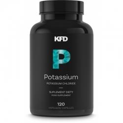 KFD Potassium - 120 kapsułek (potas)
