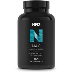 KFD NAC – 180 tabletek (N-acetylocysteina)