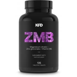 KFD Mg+Zn+B6 (ZMA/ZMB) - 135 tabletek
