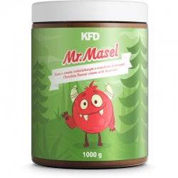 KFD Naturalne Masło Orzechowo - Czekoladowe Smooth - 1000 g