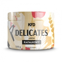 KFD DELICATES WHITE CHOCOLATE-COCONUT 500 G