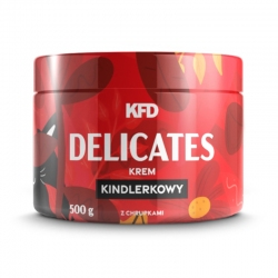 KFD Delicates Hazelnut-cream