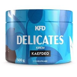 KFD Delicates - Krem KaeFDeo z chrupkami - 500 g