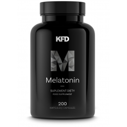 KFD Melatonin - 200 kaps.