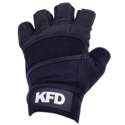 KFD Mens Gym Gloves PRO