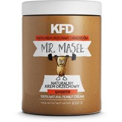 KFD Peanut Butter Smooth 100% - 1000 g