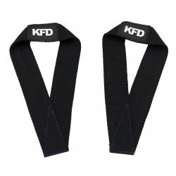 KFD - Lifting Straps Tear Shape - profesjonalne paski do martwych ciągów