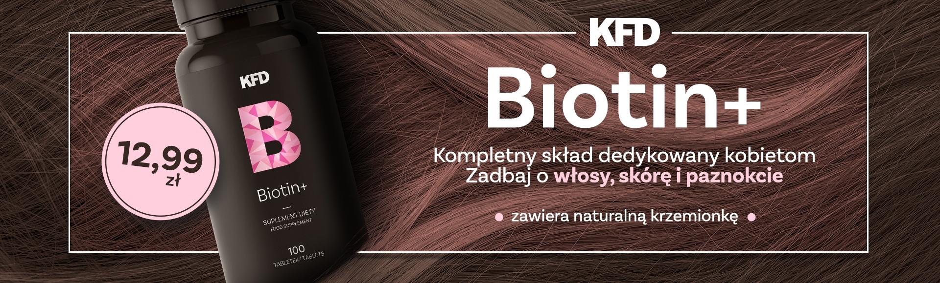 KFD Biotin+